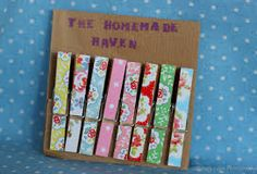 decoupage magnets - Google Search