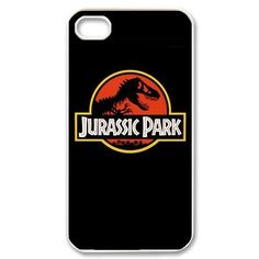 Top Iphone 4 4s Case Jurassic Park Poster Iphone 4 4s Case Cover:Amazon:Cell Phones & Accessories