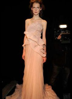 Magnificent Mystical Gowns - The Marchesa Fall 2010 Collection