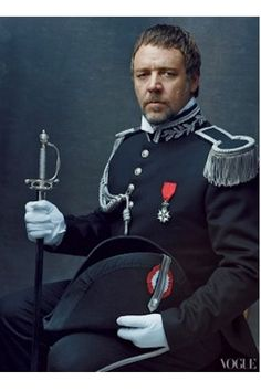 The Les Mis Cast Poses For Awesome Old-Timey Portraits #refinery29  http://www.refinery29.com/2012/11/39224/vogue-les-miserables#slide-3  Photo: Anne Leibovitz/Courtesy of Vogue....