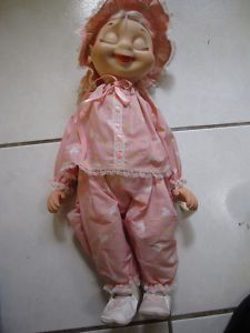 Sleepy Sally by American Character a vintage Whimsie doll