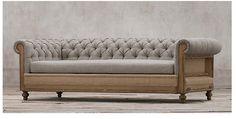 RH sofa