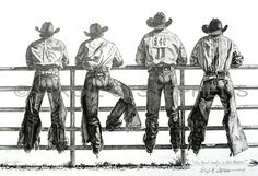 Western Artists Paintings | WESTERN ART, COWBOYS, FINE ART, PRINT, COWBOY ART, RODEO COWBOYS ...