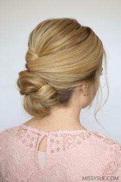 low-bun-hair-tutorial-formal