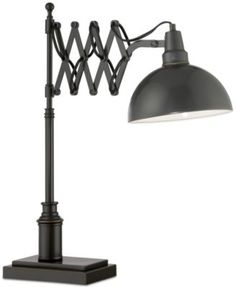 Lite Source Armstrong Desk Metal Table Lamp