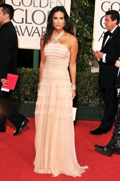 2009: Demi Moore in Christian Dior