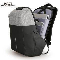 Laptop Backpack, Travel Backpack, Backpack Bags, Leather Backpack, Mark Ryden, Men's Backpacks, Anti Theft Backpack, Business Laptop, Designer Backpacks