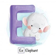Alfabeto Animal - Z Alfabeto Animal, Bebe Vector, Cute Bunny Cartoon, Alphabet E, Free Adult Coloring, Tropical Animals, Cute Baby Bunnies, Petite Section, Baby Mine