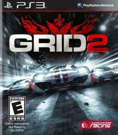 Amazon.com: GRID 2: Playstation 3: Video Games