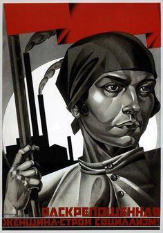 More Soviet propaganda from the 30s