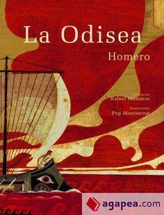 L'Odissea - Albert Jané i Pep Montserrat Literary Quotes, Film Quotes, Classic Literature, Classic Books, Good Books, Books To Read, Reading Books, Tapas, Old Movie Posters