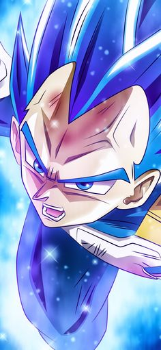 Dragon Ball Super Gohan, Blue