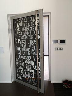 Covermetal porte d 39 entr e vitr e main door pinterest - Porte d entree style atelier ...