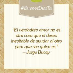 Frase de Jorge Bucay.