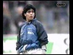 Pogledajte kako se zagrijavao Diego Maradona – Vecernjak.net