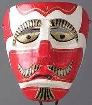 Resultado de imagen para mascaras de xico