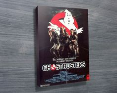 Ghost Busters $24.00–$698.00 This canvas artwork is printed with the original movie poster of the 80′s classic movie Ghost Busters. As with all art on this site, we offer these prints as stretched canvas prints, framed print, rolled or paper print or wall stickers / decals.  http://www.canvasprintsaustralia.net.au/ #CanvasPrintsSydney #Photooncanvas