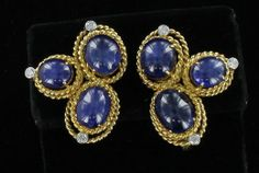 Southern Classic Jewelry - cabachon sapphires