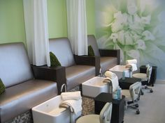 pedicure station ideas - Google Search