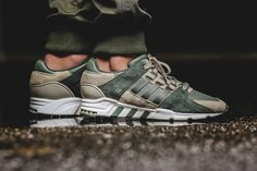 lowest price 41f0c 24fcd adidas Originals Unveils the EQT Support RF in Two Neutral Colorways