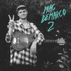 Audio Mixer: Mac DeMarco. Recording information: Jizz Jazz Studios (06/2012). Photographer: Joe McMurray. Vancouver, British Columbia weirdo Mac DeMarco appeared under his own name in the spring of 20
