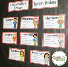 This is one of the most thorough blogs I have pinned on this board. I love the suggestion of assigning roles to each student in their cooperative learning groups. It gives students a sense of responsibility and also fosters student-centered learning.