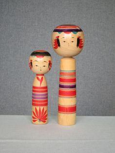 Sato Tatsuo 佐藤辰雄, 15.2 cm, 1958; 24.2 cm, 1960