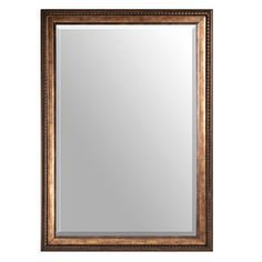 Antiqued Gold Framed Mirror, 30x42 | Kirklands