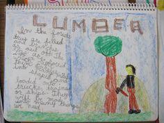 Grade 3 student lesson book.
