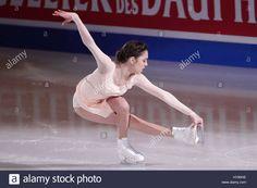 Helsinki, Finland. 2nd Apr, 2017. Evgenia Medvedeva of Russia performs during the Exhibition Program at ISU World Figure Skating Championships 2017 in Helsinki, Finland, on April 2, 2017. Credit: Matti Matikainen