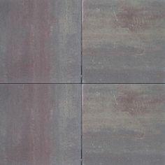 Denzo Gobi 60x60x6cm paars genuanceerd