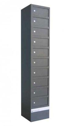Compartimentos de Seguridad para Oficinas, Comercios y Bancos - Caixes Puigvert Serie Columna 10 C