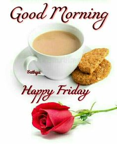 G Morning, Good Morning Coffee, Hello Friday, Happy Friday, Good Morning Gif Images, Good Morning Greetings, Tea Cups, Gifs, Quotes
