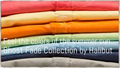 Ghost Fade Collection By Halibut
