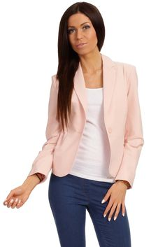 Women's blazer in shades of powder pink Lingerie For Sale, Sexy Lingerie, Halloween Accessories, Powder Pink, Dance Outfits, Blazers For Women, Women's Leggings, What To Wear, Casual Outfits
