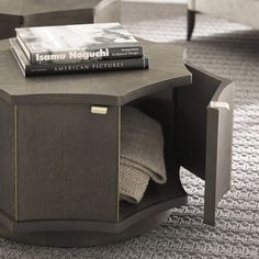 My Delamere Petite Coffee Table is ideal for the compact interior or apartment living, offering both storage and the option to create clusters for a versatile living room addition. http://www.maxsparrow.com.au/collections/coming-soon/products/delamere-petite-coffee-table?lshst=collection