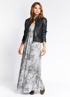 29 Best Jackets To Wear With A Maxi Dress Images Woman Fashion