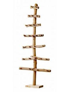 Bloomingville Kerstboom hout, driftwood 82cm #christmas