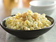 Creamy Potato Salad--A potluck and picnic favorite, potato salad always satisfies.  Got rave reviews.