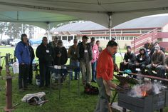 CBA 2016 Spring Conference  Ferndale, Ca Humboldt County Fairgrounds April 28-May 1, 2016 Mark Aspery (markaspery.com)