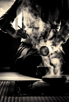 Japanese tea ceremony, Sado