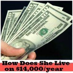 frugal living blog