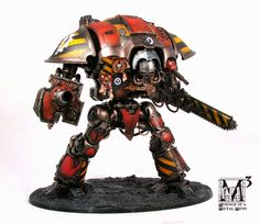 Musings of a Metal Mind: Imperial Knight...