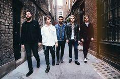 Nothing But Thieves sluit zich aan bij de Drones World Tour van Muse. De band gaat de zaal opwarmen in het voorprogramma.