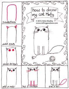 Cat in 6moves
