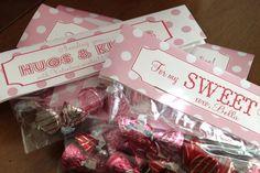 Free bag topper for Valentines