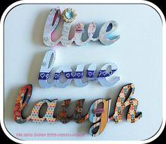 Live, Love, Laugh...