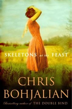 Skeletons at the Feast by Chris Bohjalian.  An amazing story that can be followed along by using GoogleMaps, to see the location of the book!