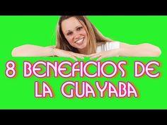 8 Beneficios de la Guayaba - YouTube