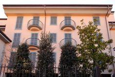 Case in Bioedilizia con sughero nel centro storico di Monza